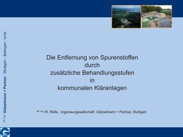 Download (PDF) - Dr.- Ing. W. Götzelmann und Partner GmbH