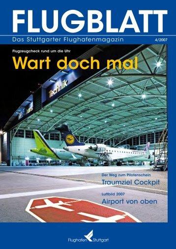 Ausgabe 4/07 - Stuttgart
