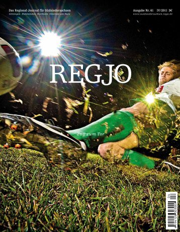 Ausgabe 4/11 Download - RegJo Südniedersachsen