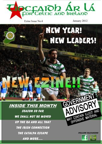 new year! - TAL Fanzine