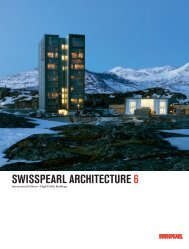 swisspearl architecture 6 - Comintecc