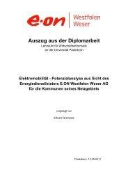 Elektromobilität - Umfrageauswertung der Kommunalumfrage 2010 ...