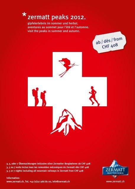 aller - Zermatt Marathon