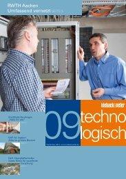 technologisch 09/2012 - Kieback & Peter GmbH