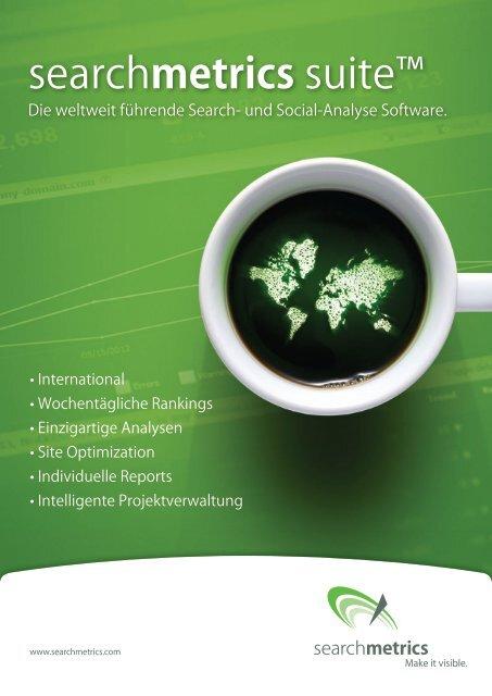 searchmetrics suite™