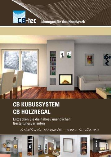 CB KUBUSSYSTEM CB HOLZREGAL - WGS
