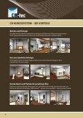 CB KUBUSSYSTEM CB HOLZREGAL - WGS - Seite 6