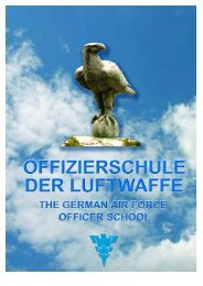 The Air Force Officer School - Luftwaffe