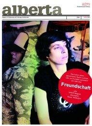 PDF Download 04 - alberta - das freiburger magazin für studierende