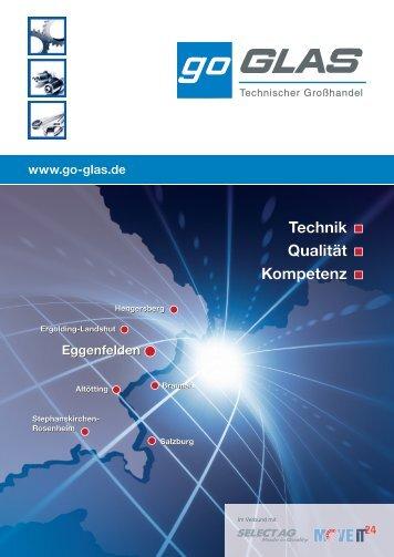Technik Qualität Kompetenz - Otto Glas Handels-GmbH