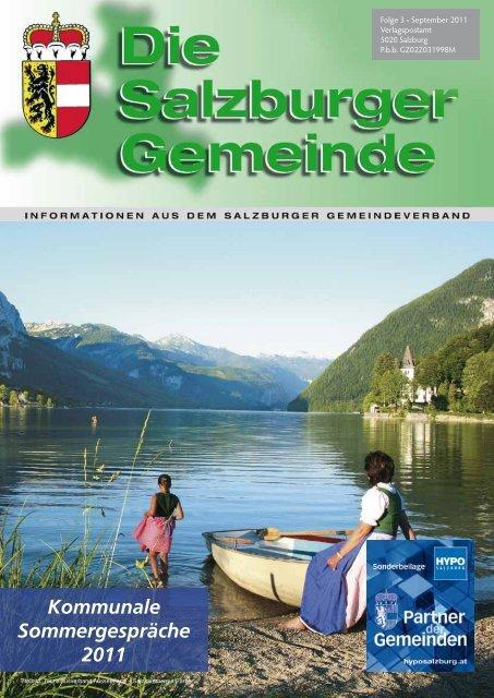 Kommunale Sommergespräche 2011 - Kommunalnet
