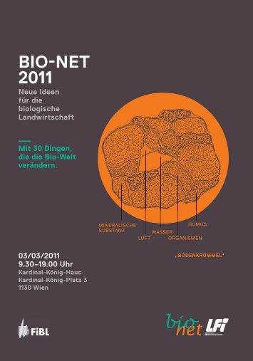 Experimente und Praxisversuche von Biobauern in Österreich