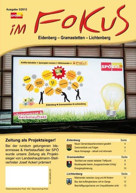 Treffen mit frauen in eidenberg - Schlierbach singlebrse