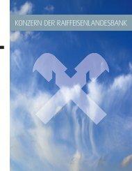Konzern der Raiffeisenlandesbank Oberösterreich Aktiengesellschaft