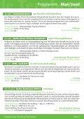 Sommerprogramm 2012 - Ternberg-Trattenbach - Naturfreunde - Page 5