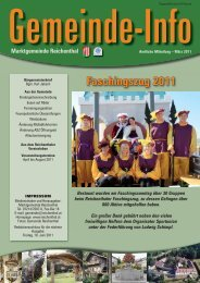 (1,92 MB) - .PDF - Marktgemeinde Reichenthal