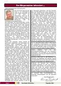 Der Bürgermeister informiert … - Auerbach - Seite 2