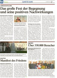 Tips, 7. November 2012 - in Braunau am Inn