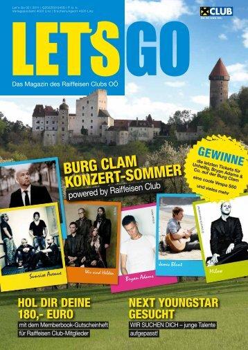 BurG clam Konzert-sommer - Raiffeisen