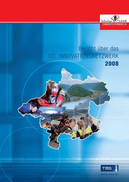 Bericht über das OÖ. INNOVATIONSNETZWERK 2008 - TMG