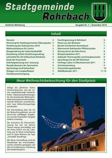 Ausgabe 02 - Rohrbach