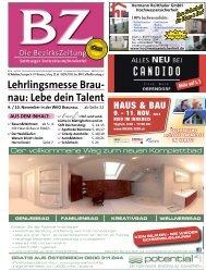 Lehrlingsmesse Brau- nau: Lebe dein Talent - Bezirkszeitung