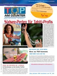 Südsee-Perlen für Tahiti-Profis - top am counter
