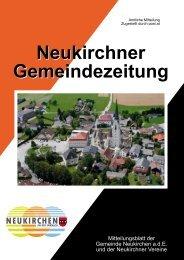 (7,52 MB) - .PDF - Neukirchen an der Enknach - Land Oberösterreich