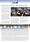 Wetter gut, alles gut... Heidbergfest 2012 Radtour 2012... der Ruhrtal ... - Seite 6