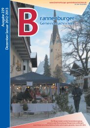 A usgabe 2 29 D ezem ber/Januar 2 012 /2 013 - Brannenburg