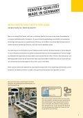 Fenstersystem Castello - Radtke Fenster - Seite 7