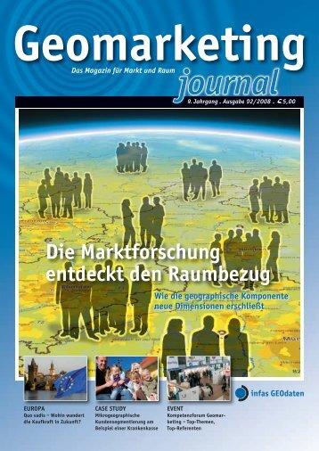 Geomarketing - infas GEOdaten