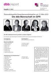 Ausgabe 2/2012 - [DBB] - Landesbund Bremen