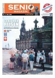 REISEN - Senio Magazin