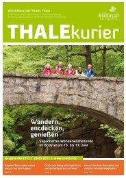 THALEKuriEr 06 / 2012