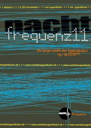 nachtfrequenz11 PDF (1,77 MB) - Gestaltung Sonja Kuprat