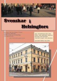 Svenskar i Helsingfors
