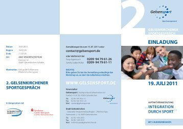 "Integration durch Sport"""" (PDF"