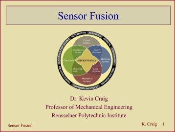 Sensor Fusion - Mechatronics