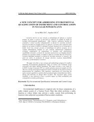 a new concept for addressing environmental ... - Scientific Bulletin