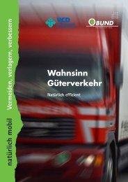 Wahnsinn Güterverkehr - BUND für Umwelt und Naturschutz ...