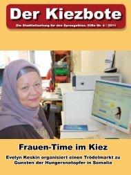 Frauen-Time im Kiez - Sparrplatz Quartier