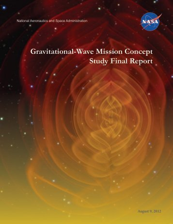 Gravitational-Wave Mission Concept Study Final Report
