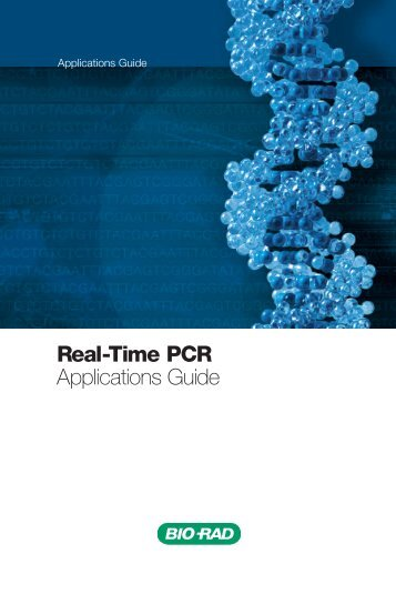 Digital pcr and real-time pcr (qpcr) choices for different.