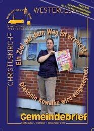 Ausgabe 2010 - Kirchengemeinde Westercelle