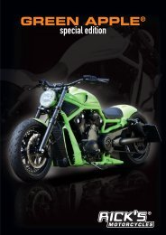 GREEN APPLE® - Rick's Motorcycles