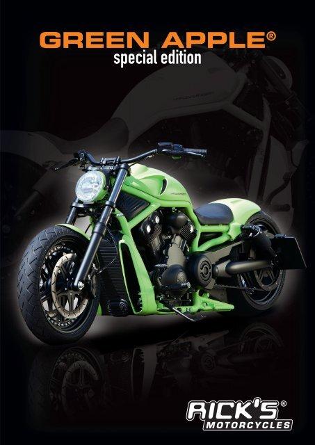 GREEN APPLE® - Rick's Motorcycles