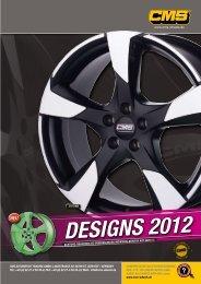 DESIGNS 2012 - CMS Automotive Trading GmbH