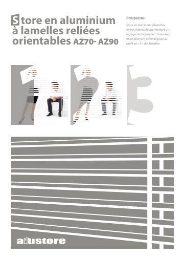 brise soleil orientables de griesser grinotex kuonen stores. Black Bedroom Furniture Sets. Home Design Ideas
