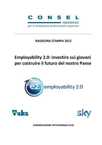 Employability 2.0: investire sui giovani per costruire il ... - TECA ELIS